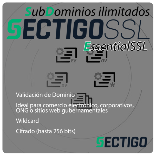 Sectigo Essential SSL