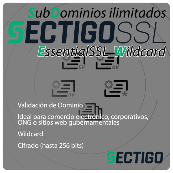 EssentialSSL Wildcard