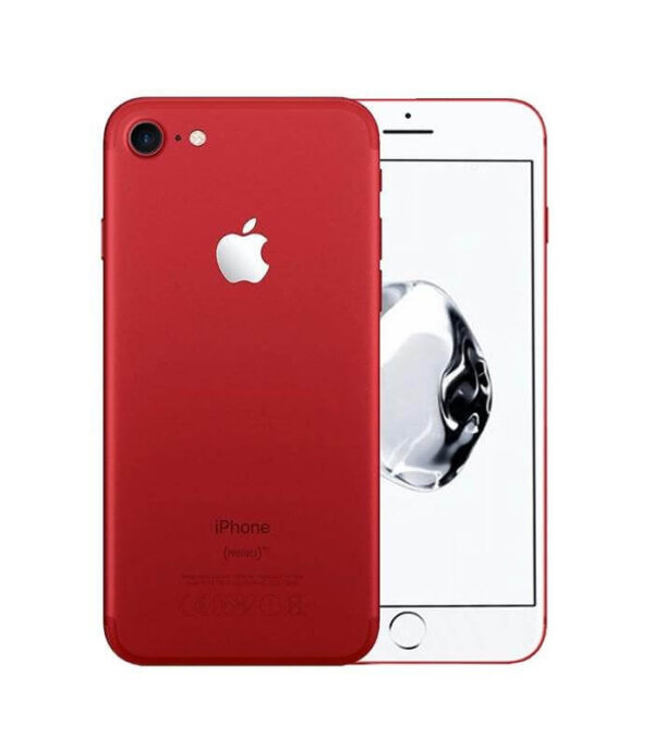 Apple iphone 7 128gb rojo