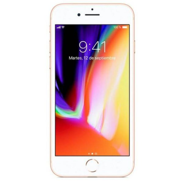 Iphone 8 256gb gold 01
