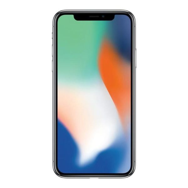 Iphone X 256gb silver 01