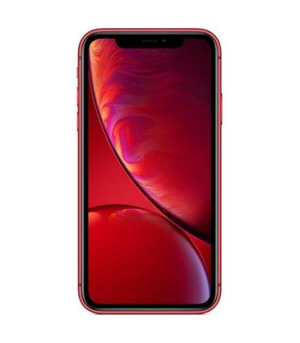 Iphone XR 64gb red 01