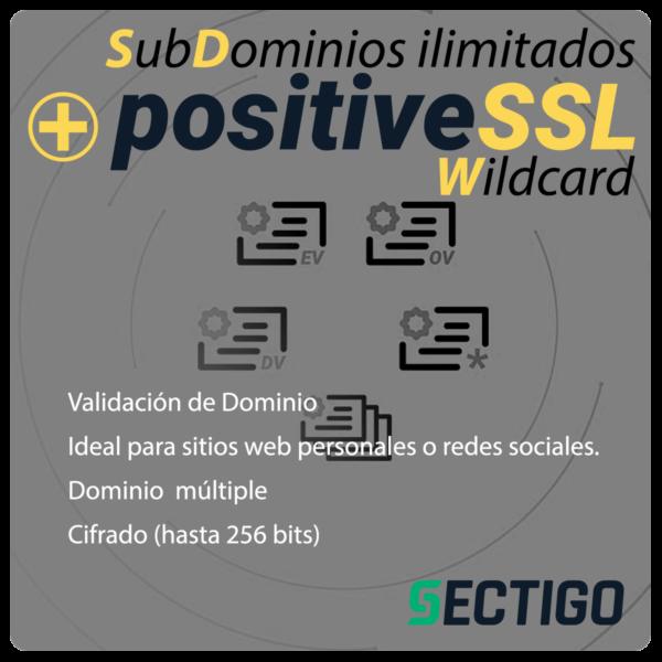 PositiveSSL Wildcard
