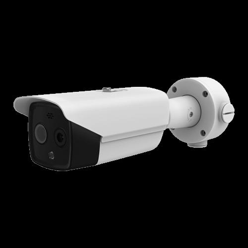 Cámara térmográfica Dual IP Safire SF-IPTB105THA-3Y