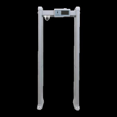 Arco detector de metales control fiebre 01