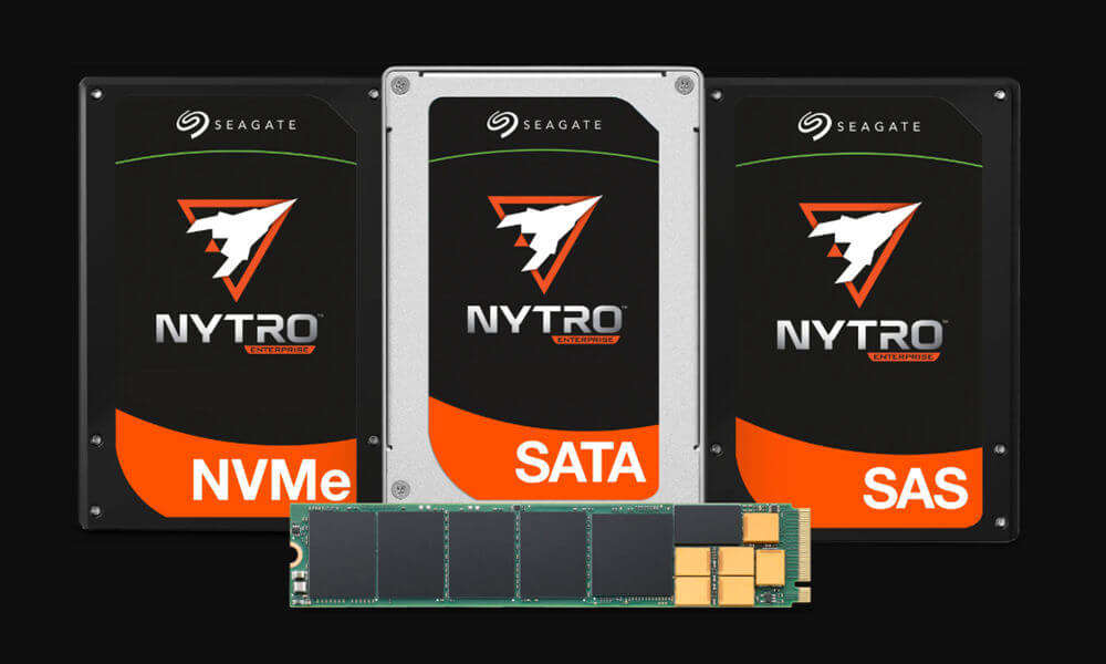 Seagate Discos Nytro SSD